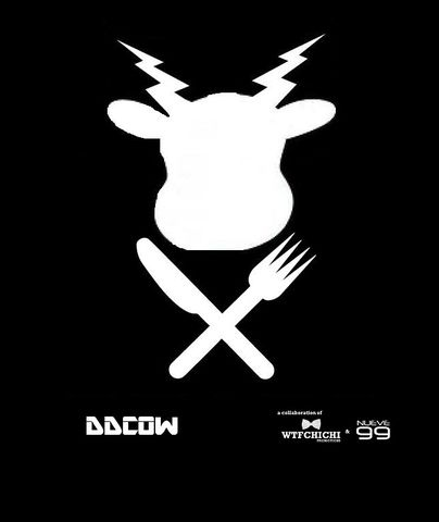DDCOW fork and knife