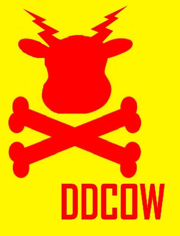 DDCOW red & yellow