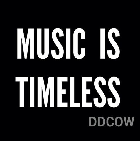ddcow (music is timeless) 1